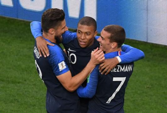 Sports | Mondial-2018: la qualif' de la France au bout de la ... - laprovence.com