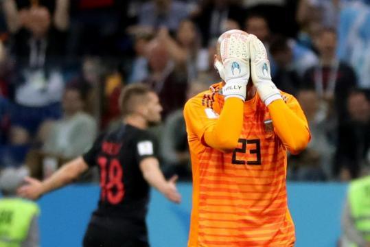 Coupe du monde: la Croatie se qualifie pour les huitièmes, l ... - lesoir.be