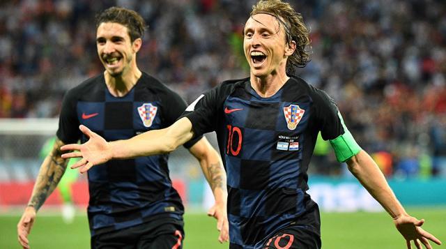 l'Argentine de Messi au bord de l'élimination, la Croatie en 8es ... - beinsports.com