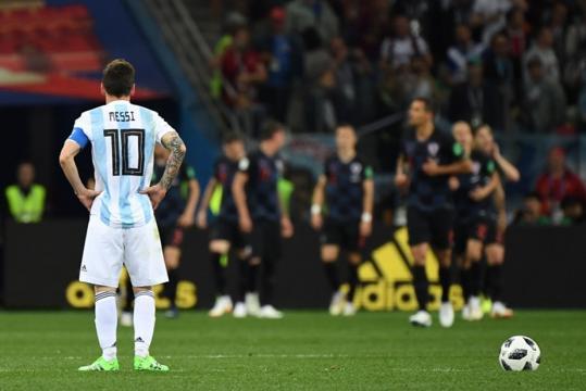 L'Argentine, humiliée contre la Croatie, devra gagner et esp ... - lavenir.net