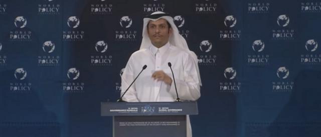 Mohammed Bin Abdulrahman Bin Jassim Al-Thani, vice premier del Qatar