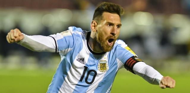 Todos los goles de Lionel Messi en la Selección - 27/05/2018 ... - clarin.com