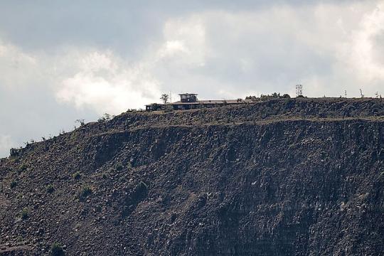 Hawaiian Volcano Observatory. Hawaii Volcanoes National Park (Image courtesy – Bob Linsdell, Wikimedia Commons)