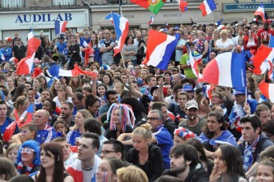 Comment suivre le 8e de finale France-Argentine au Zénith de Lille ... - actu.fr
