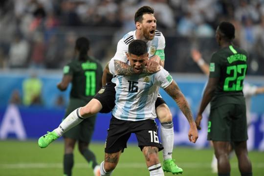 Coupe du Monde 2018 : l'Argentine rejoint la France au bout du ... - free.fr