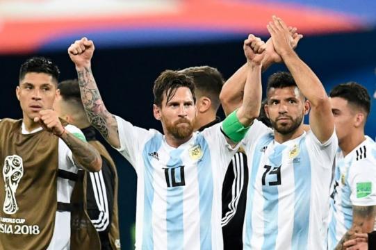 Mondial-2018 - Sauvée des eaux, l'Argentine rencontrera la France ... - liberation.fr