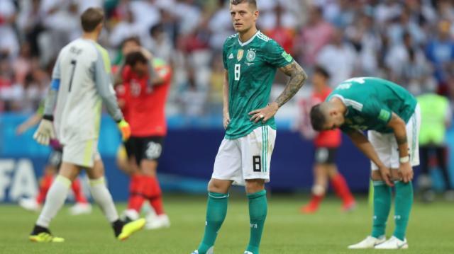 L'élimination de l'Allemagne fait le bonheur des Brésiliens, Toni ... - eurosport.fr