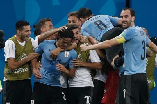 Coupe du Monde 2018 : la France affrontera l'Uruguay en quarts de ... - rtl.fr