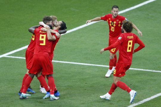 Coupe du Monde 2018 : renversante face au japon, la Belgique ... - rtl.fr