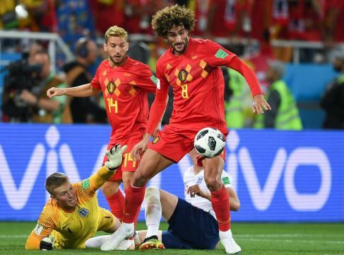Coupe du monde: Colombie-Angleterre et Belgique-Japon en 8e de ... - liberation.fr
