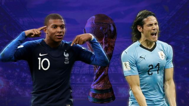 Coupe du Monde - La France affrontera l'Uruguay en quart de finale ... - eurosport.fr