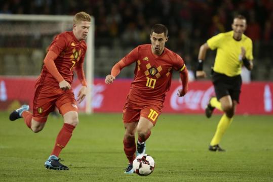 Kevin De Bruyne et Eden Hazard élus par les fans dans le onze UEFA ... - lesoir.be