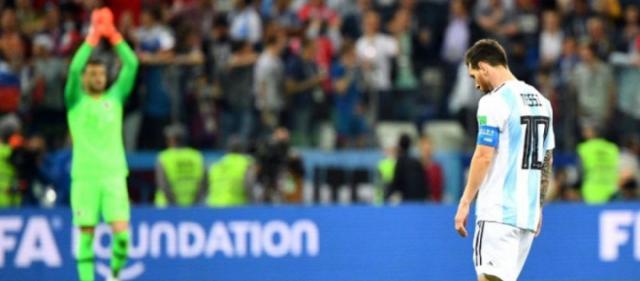 Mondial 2018 : L'Argentine se fait humilier par la Croatie (3-0) - blastingnews.com