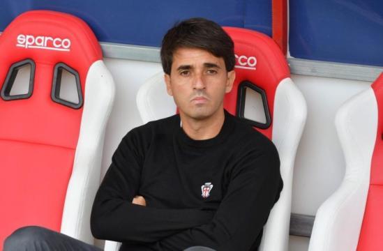 Gianluca Grassadonia, nuovo allenatore del Foggia Calcio