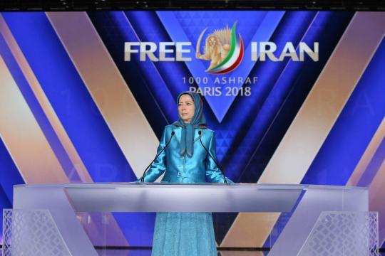 Iranian gathering in Paris 30 June - image NCRI