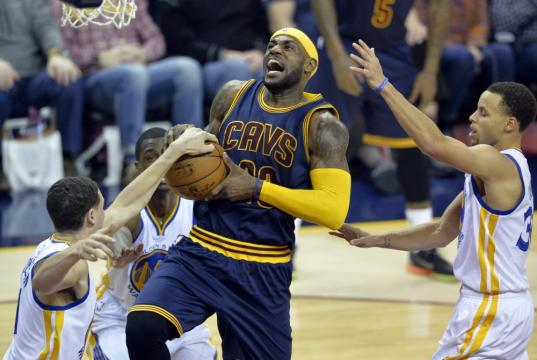 Cleveland Cavaliers y Golden State Warriors disputan una final NBA ... - libertaddigital.com