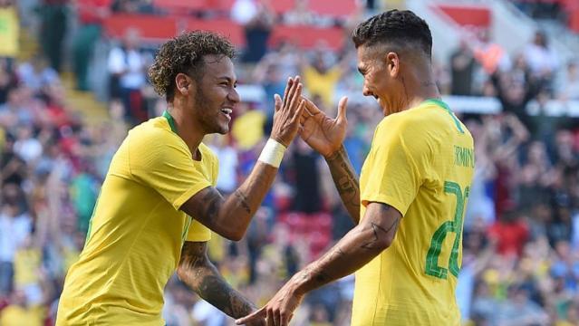 Neymar volvió, metió un gol, la rompió e ilusiona a todo Brasil ... - com.ar