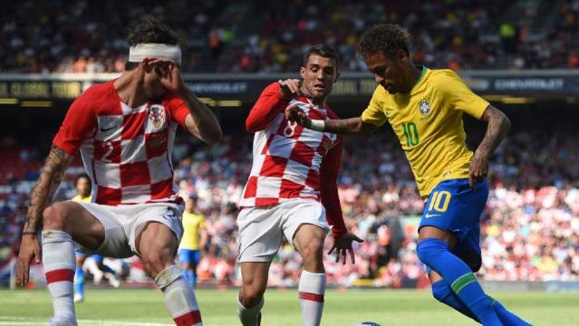 Neymar volvió,la rompió e ilusiona a todo Brasil ... - com.ar
