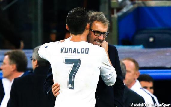 Christiano Ronaldo: favorable ou hostile à l'éventuelle arrivée de Neymar?