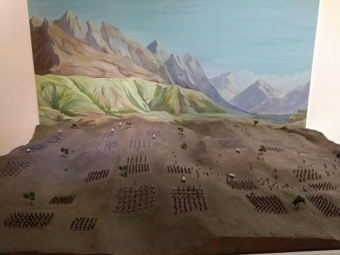 Las batallas tienen especial importancia para los visionarios de la segunda mitad del Siglo XX.