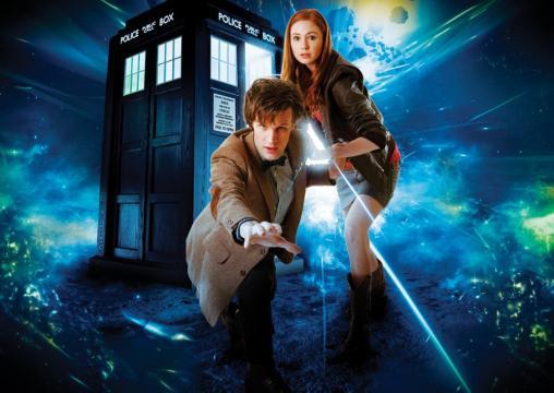Las reposiciones de Doctor Who disponibles a través de BBC iPlayer