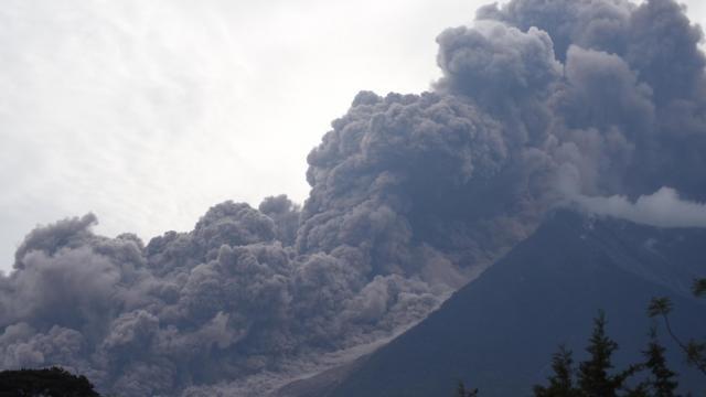 Volcán en Guatemala: qué es el flujo piroclástico y los lahares