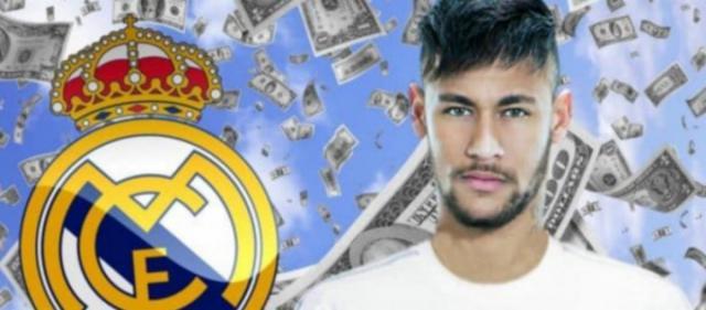 Mercato : L'incroyable réunion Neymar - Real Madrid ! - blastingnews.com