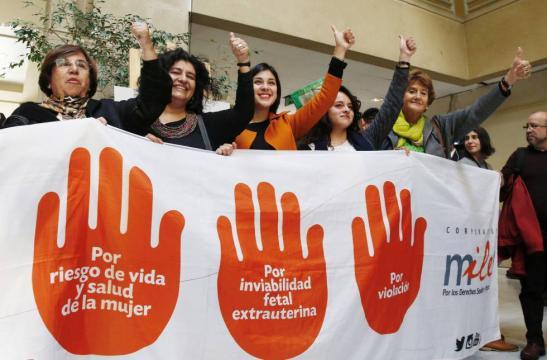 CHILE / Se aprueba el nuevo reglamento sobre el aborto en el país