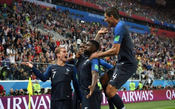 Coupe du Monde Russie 2018 - la France en finale après sa victoire ... - laviesenegalaise.com