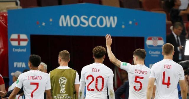 Coupe du monde 2018. Croatie - Angleterre : une défaite qui « fait ... - ouest-france.fr