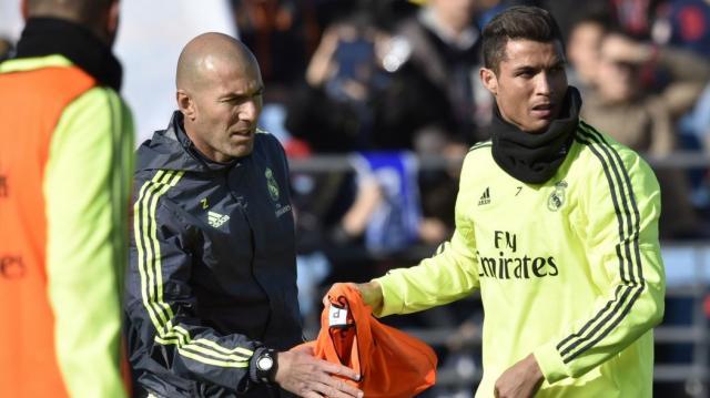 Mercato - Real Madrid : Pour Zidane, Cristiano Ronaldo