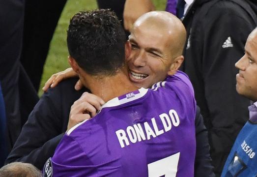 Real Madrid - Mercato : Zidane fait basculer le dossier Cristiano ... - butfootballclub.fr