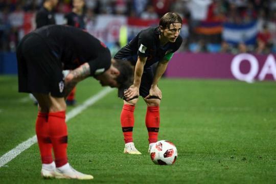 Vidéo. Mondial 2018 : la Croatie rejoint la France en finale après ... - theworldnews.net