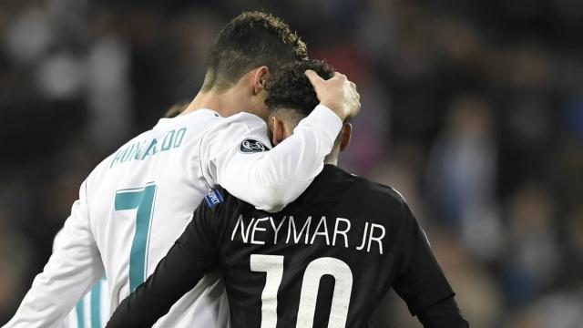 Ronaldo responds as Neymar attempts to seal Real Madrid move ... - sportingnews.com