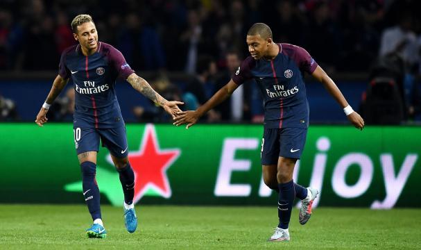 Neymar considers PSG teammate Kylian Mbappe a Ballon d'Or rival ... - squawka.com