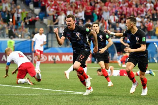 Coupe du Monde 2018 : France-Croatie finale inédite - rtl.fr