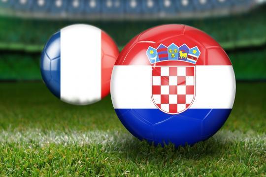 Coupe du monde 2018 : la finale France-Croatie sur écran-géant à ... - actu.fr