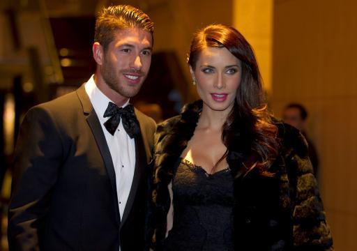 """El capitán del Real Madrid publicó en Instagram una serie de fotografías con Pilar con el mensaje: """"Ha dicho que sí"""