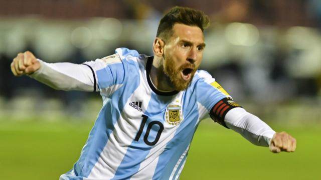 Messi reveals what will happen if Argentina don't win 2018 World ... - dailypost.ng