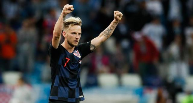 Croatie - Danemark en direct (1-1, 3-2 a.p) : Rakitic délivre les ... - onzemondial.com