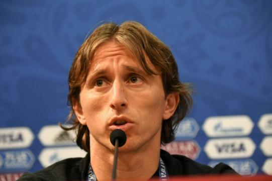 Croatie: Modric, campagne russe avec vue sur Ballon d'or ... - liberation.fr