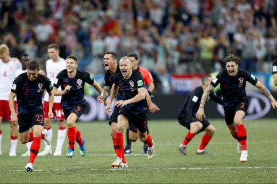 La Croatie se qualifie pour les quarts de finale du mondial
