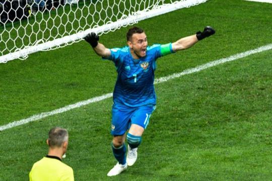 Russie-Croatie en quarts, dans un Mondial fatal aux favoris ... - liberation.fr
