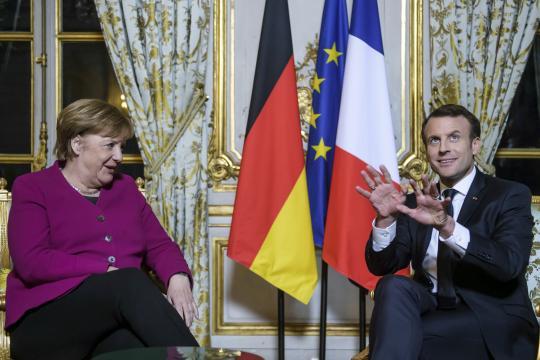 Angela Merkel et Emmanuel Macron veulent renforcer la coopération ... - tv5monde.com