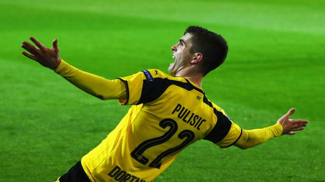 Christian Pulisic: Champions League goal an 'incredible, amazing ... - goal.com