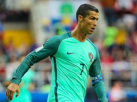 Em 2017, Cristiano Ronaldo foi eleito o melhor do mundo pela quinta vez