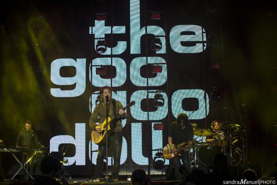 The Goo Goo Dolls no Meo Marés Vivas 2018 [Imagem: Sandra Manuel]
