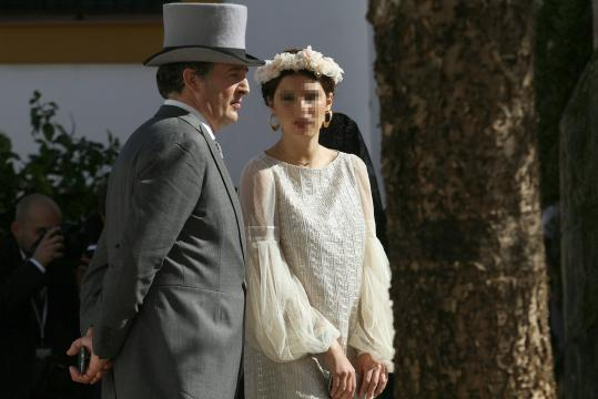 Cayetano Rivera - La boda de Eva González y Cayetano Rivera ... - libertaddigital.com