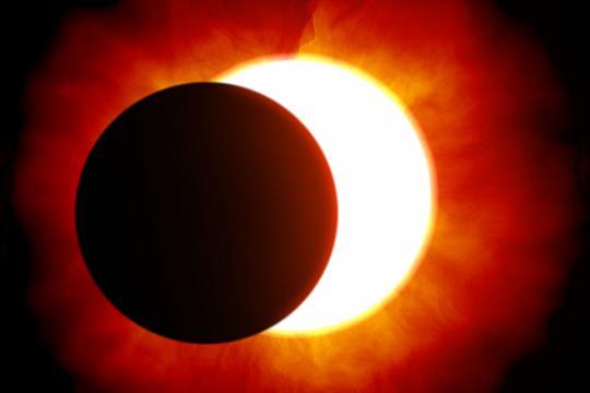 eclissi di luna oggi 27 luglio