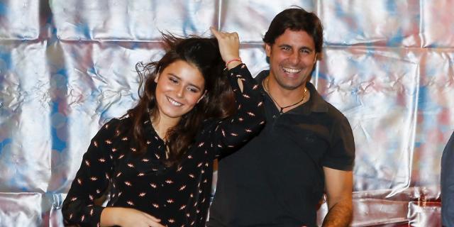 El divertido baile de Fran Rivera con su hija Tana en el Rastrillo ... - bekia.es